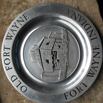 old fort wayne pewter