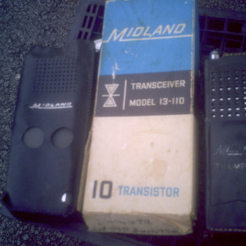 midland walky-talky - Telephones
