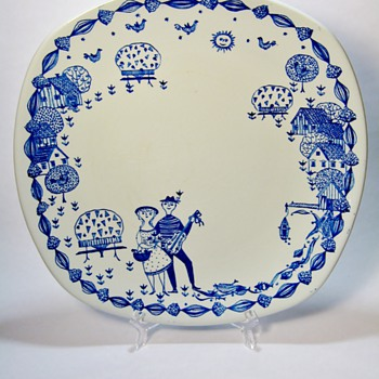 KARI NYQUIST FOR STAVANGERFLINT-NORWAY - Pottery
