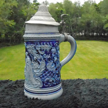Beautiful German Beer Stein