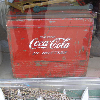 Progress Refrigerator - Coca-Cola