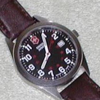 "2003 - ""Victorinox"" Swiss Army Wristwatch - Wristwatches"