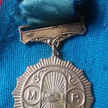M. P. Medal - Medals Pins and Badges