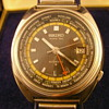 1973 Seiko 6117 World Time Automatic