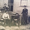 Does anybody recognize these c. 1900 outlaws or criminals...??