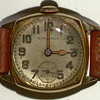 Early Hamilton wrist watch