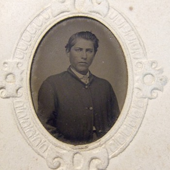 Help with this Union soldier! - Photographs