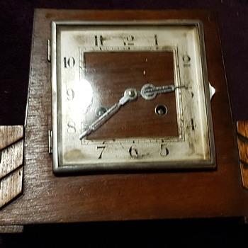 Made in Wurrtemberg  Mantel Clock  - Clocks