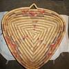 Alaskan Native American  Trivet Basket