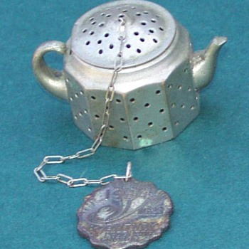 American Metals Tea Leaf Infuser  - Kitchen