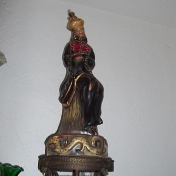 Oriental Lamp  - Lamps
