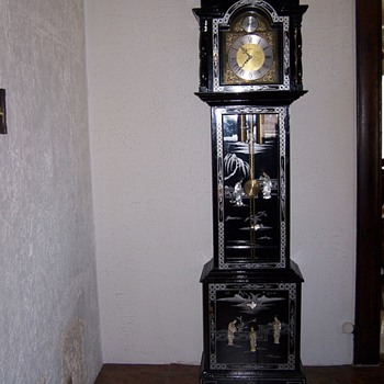 Grandfather clock - Clocks