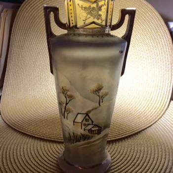 Nippon Imperial Vase