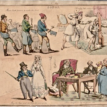 Henry Thomas Alken (12 October 1785 – 7 April 1851)  Wit & Humour  - Posters and Prints