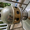 Rare ornate  pool table hanging lamp retro / other