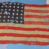 Old 48 Star American Flag