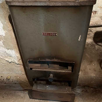 Nelson wood or coal burning home furnace - Tools and Hardware