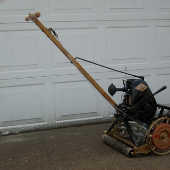1934 Keen Kutter Reel/Rotary Powered Push Mower - Tools and Hardware