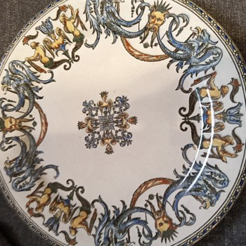 Given 18th century? - China and Dinnerware