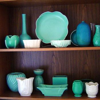 What I like - Pottery Turq/Aqua - Pottery