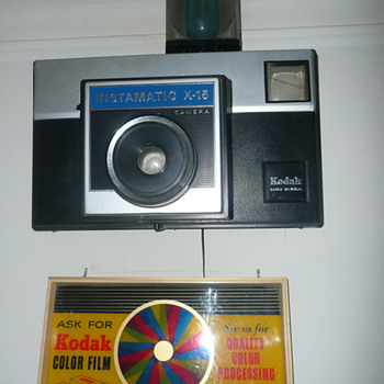 My Kodak Camera and Film Signs  - Signs