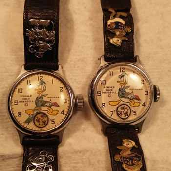 I AM A DUCKAHOLIC - Wristwatches