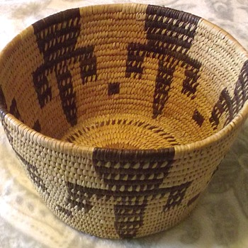 Basket which belonged to my grandmother