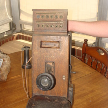 Switchboard Telephone from ??? - Telephones