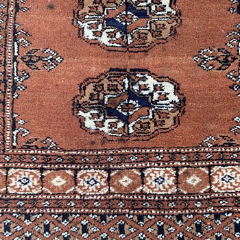 Old mini rug or runner.  - Rugs and Textiles