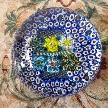 Murano Glass Paperweight - Art Glass
