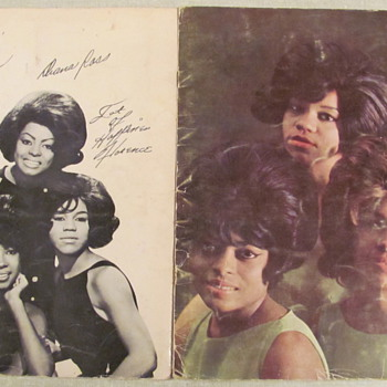 MOTOWN'S FEMALE ROYALTY - Posters and Prints
