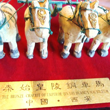 130 Chariots, 520 Horses, 8000+ soldiers Terracotta, unearthed! Qin Shi's Huang Chariot!