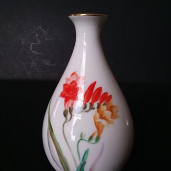 Noritake Nippon Toki miniature vase, 1946 - Asian