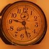 1912 Oldsmobile car clock