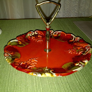 1962 Florentine california nut tray - Pottery