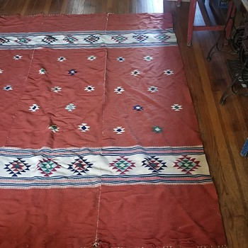 Wool blanket  - Rugs and Textiles