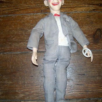 pee wee herman talking doll - Dolls