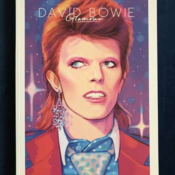 Remembering David Bowie 8/1/1947 - 10/1/2016  - Music Memorabilia