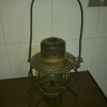 lantern - Railroadiana
