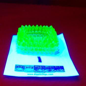 Glowy Maybe Glowy 7 - Art Glass