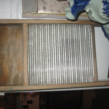 Old Washboard