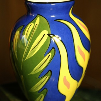 Eco Creaciones - Costa Rica Pottery Vase - Pottery