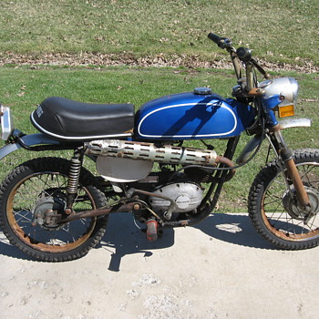 1974 Benelli 65 Mini-Enduro - Motorcycles