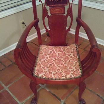 Bustle chair - Furniture