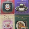 Books on Cups and Saucers