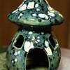 A Garden Toad House?