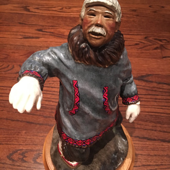 Kakairnok by C. Alan Johnson No. 118/350 - Native American