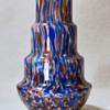 Gebruder Funk & Co spatter glass
