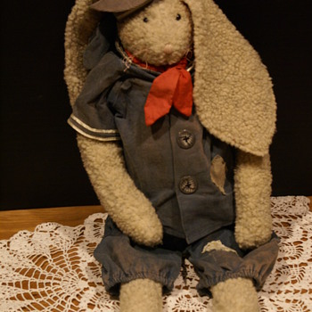 Does anybody know this bunny doll?