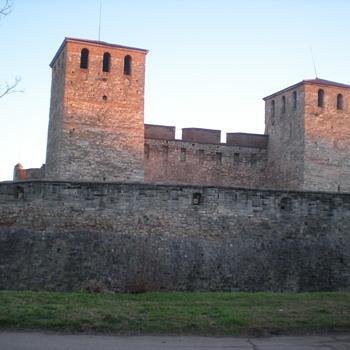 """Medieval castle """"Baba Vida"""" in Vidin, Bulgaria. - Photographs"""